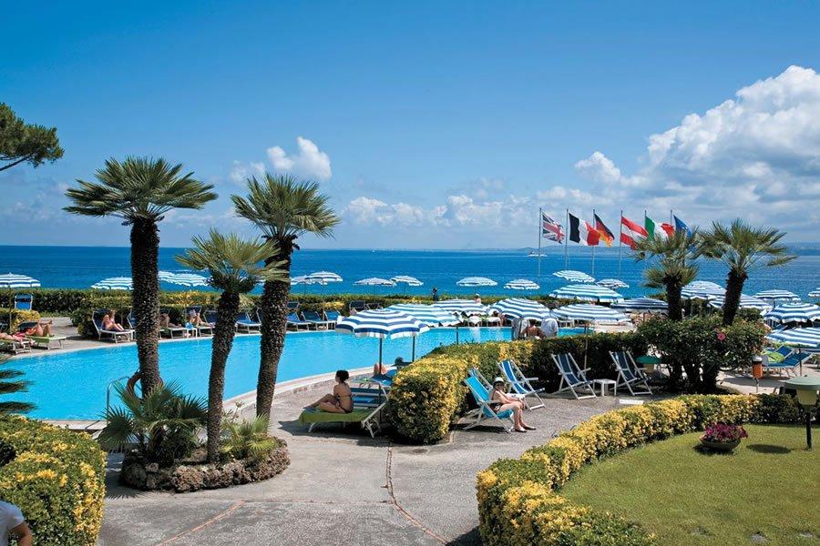 Terme Alexander Ischia, Hotel Alexander Ischia, Alexander Terme Ischia, Hotel 4 stelle Ischia centro